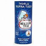 BiLLUR TUZ TUZLUK 125 GR
