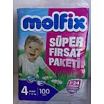 MOLFIX FIRSAT PAK MAXI 7-18 KG. 76LI