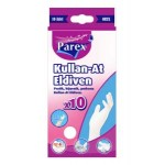 PAREX ELDİVEN KULLAN-AT ORTA 10 LU