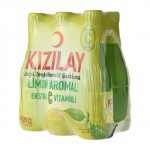 KIZILAY SODA C VITAMİN LİMON 6LI 6*20 CL