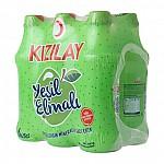 KIZILAY SODA YESIL ELMA 6*250 CL