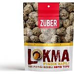 ZUBER LOKMA FINDIK KAPLI MEYVE TOPU 96 GR