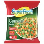 SUPERFRESH GARNİTÜR PATATESLİ 450 GR