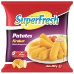 SUPERFRESH PATATES KROKET