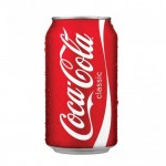 COCA COLA 330 ML TENEKE