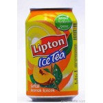 LİPTON ICE TEA ŞEFTALİ TNK 330 ML