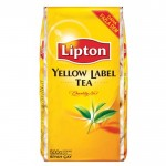 LİPTON YELLOW LABEL POUNCH 500 GR