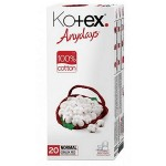 KOTEX GUNLÜK PED NORMAL 20 Lİ