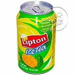 LİPTON ICE TEA MANGO TNK 330ML.