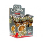 ÜLKER 990-09 CAFE CROWN 2 Sİ 1 AROMALI 12 GR SADE