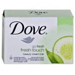 DOVE SABUN FRESH TOUCH 100 GR