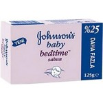 JOHNSONS BABY BEBE SABUN BEDTIME 125 GR