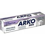 ARKO TRAŞ KREMİ SENSITIVE 100 ML