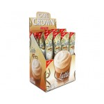 ÜLKER 957-07 CAFE CROWN LATTE KAHVE 17 GR